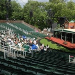 Photo taken at Delacorte Theater by Michiko B. on 6/11/2013