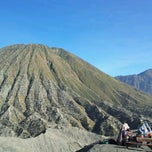 Photo taken at Gunung Bromo by Ervin V. on 9/19/2012