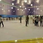 Photo taken at Kallang Ice World by Valarazzi on 10/13/2012