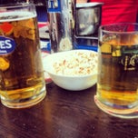 Photo taken at Efes Garden Pub by Emir B. on 5/31/2013