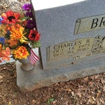 Photo taken at Powder Springs Cemetary by Charlene W. on 10/11/2014