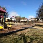 Photo taken at Bridgewood Sports Fields by Jay O. on 1/5/2013