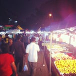 Photo taken at Pasar Malam Seksyen 17 by penman on 2/19/2013