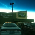 Photo taken at Fresh & Easy Neighborhood Market by Samantha R. on 9/15/2012
