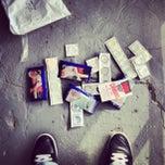 Photo taken at Manhattan Mini Storage by Rafael on 3/23/2013