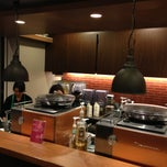 Photo taken at Starbucks Coffee なんば南海通店 by Theodore M. on 2/11/2013
