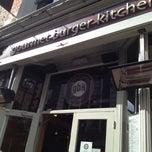 Photo taken at Gourmet Burger Kitchen by Dmytro B. on 5/7/2013