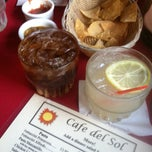 Photo taken at Cafe Del Sol by Stephanie T. on 6/7/2014