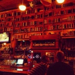 Photo taken at Library Bar by Rosy on 10/14/2012