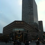 Photo taken at Copley Place by Guzel G. on 11/28/2012