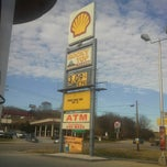 Photo taken at Shell by AAA Stripe Pro™ on 11/23/2013