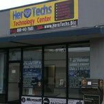 Photo taken at HeroTechs Long Island Computer Repair by HeroTechs Long Island Computer Repair on 11/13/2013