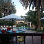 Photo taken at Hotel Maridelfi by Yaz M. on 5/10/2014
