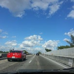 Photo taken at Don shula hwy by Juan J. P. on 2/1/2013