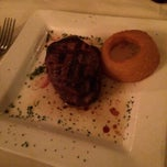 Photo taken at Stock-Yard Restaurant by Chasing L. on 9/9/2014