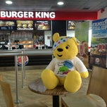 Photo taken at Burger King by WelcomeBreak on 8/6/2013