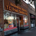 Photo taken at Rainbow Donuts by Kenneth P. on 12/4/2013