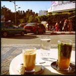 Photo taken at Cafe Cristina by Rachid A. on 5/23/2013