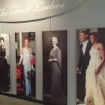 Photo taken at The First Ladies Exhibition by Rahiem B. on 12/1/2012