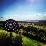 Photo taken at Chateau Chantal Winery Inn by Megan M. on 9/15/2012