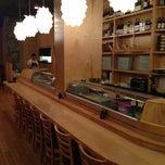 Photo taken at Sushi Naru by Dave B. on 10/4/2012