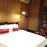 Photo taken at Hotels des Artists Rose Of Pai by Arty S. on 1/12/2014
