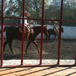Photo taken at Lienzo Charro by Nika on 12/23/2012