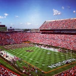 Photo taken at Jordan-Hare Stadium by David F. on 10/6/2012