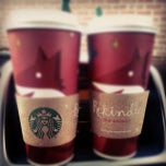 Photo taken at Starbucks by Christopher V. on 11/17/2012