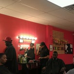 Photo taken at Five Star Barber Shop by Anthony G. on 12/8/2012
