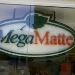 Photo taken at MegaMatte by Valeria M. on 9/14/2012