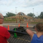 Photo taken at Big Chief's Go Carts by Me®edith ✿. on 7/28/2014