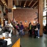 Photo taken at Zeitgeist Kunst & Kaffee by Wesley M. on 11/3/2012