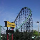Photo taken at Kennywood Park by Mitch M. on 9/16/2012