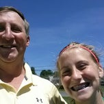 Photo taken at In the Net Sports Complex by Paul T. on 6/15/2014