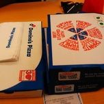 Photo taken at Domino's Pizza by Sumanth K. on 6/20/2014