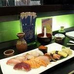 Photo taken at Naniwa Sushi & More by Jason H. on 2/14/2013