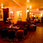 Photo taken at Flûte Midtown by Flute Bar & Lounge on 8/28/2013