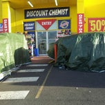 Photo taken at Chemist Warehouse by Jasmine F. on 11/25/2013