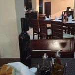 Photo taken at Carnevino! by Luis Carlos on 10/25/2012