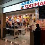 Photo taken at Homecenter Sodimac by Daniel Felipe on 4/29/2013