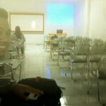 Photo taken at Gedung Unit 5 STMIK AMIKOM Yogyakarta by dd_kusuma on 9/28/2012