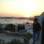 Photo taken at Bodrum Yelken Kulübü by Emre A. on 8/19/2013