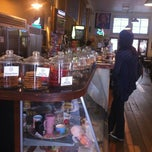Photo taken at Cafe International by Elsa G. on 3/2/2013