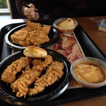 Photo taken at KFC by Dana R. on 4/18/2014