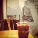 Photo taken at サザコーヒー 水戸駅店 by Kanya T. on 9/9/2014