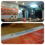 Photo taken at Roti Bakar Eddy by Rifka C. on 12/13/2012