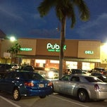 Photo taken at Publix Super Market at Hollywood Circle by Laura L. on 10/9/2012