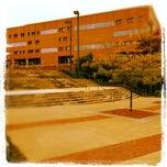 Photo taken at Homer Babbidge Library by Salman A. on 10/2/2012