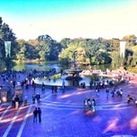 Photo taken at Central Park - Heckscher Playground by Nan S. on 10/15/2013